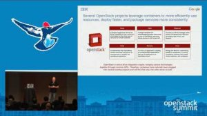 Embedded thumbnail for Open Container Technologies and OpenStack - Sorting Through Kubernetes, the OCI & the CNCF