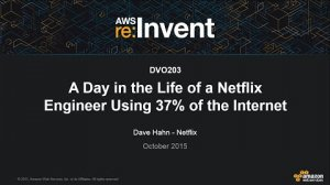 Embedded thumbnail for AWS re:Invent 2015 | (DVO310) Benefit from DevOps When Moving to AWS for Windows
